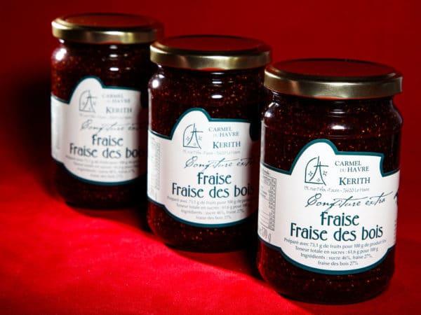 Carmel-du-Havre-Confiture-artisanale-Fraise-Fraise-des-bois3