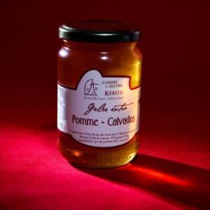 Carmel-du-Havre-Gelée-artisanale-Pomme-Calvados