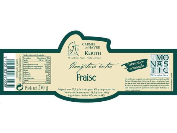 Carmel-du-Havre-confiture-artisanale-Fraise