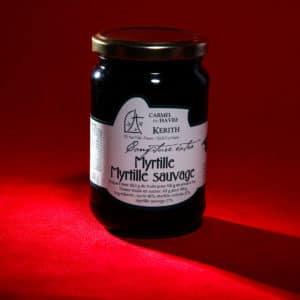 Carmel-du-Havre-confiture-artisanale-Myrtille-Myrtille-sauvage