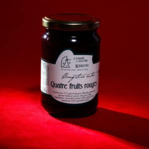 Carmel-du-Havre-confiture-artisanale-Quatre-fruits-rouges